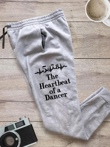 5678 The Heartbeat Of A Dancer Pants