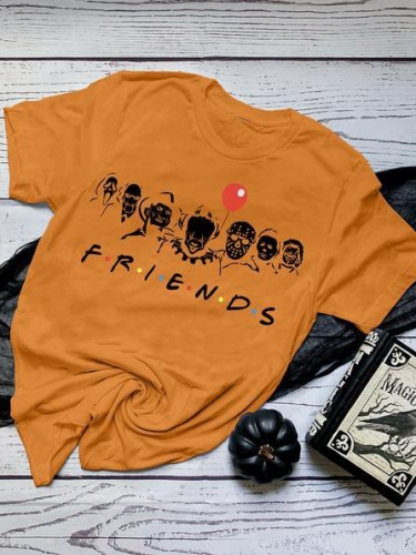 Scary Friends T-Shirt