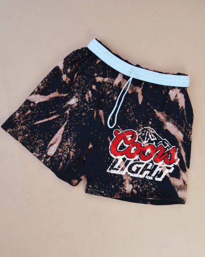 Coors Light Day Drinking Casual Shorts