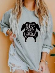 Let's Get Basted Sweatshirt